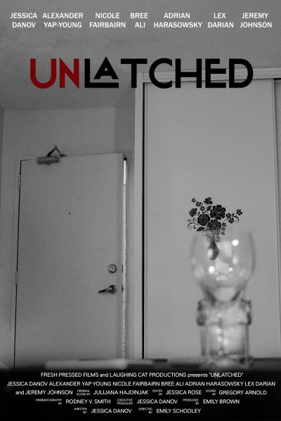 Unlatched Poster